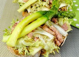 Sandwich « Le Dijonnais »