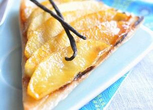 Mini-tartes croustillantes aux pommes