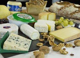 Plateau de 7 fromages
