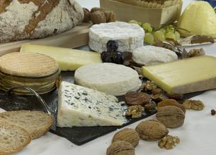 Plateau de fromages découverte