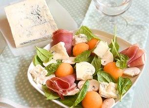 Salade italienne au Gorgonzola Galbani D.O.P. (A.O.P.)