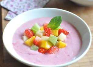 Salade de fruits méli-mélo