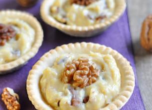 Tartelette aux noix