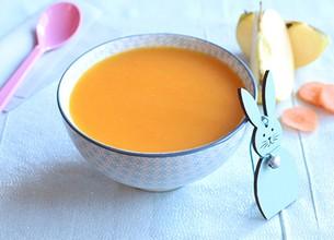 Velouté de carotte et pomme | Dès 10 mois