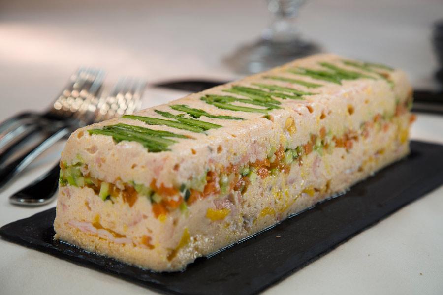 Delightful recette entree noel facile 6 no l les for Entrees froides festives