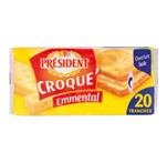 Tranches Croque Emmental